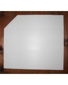 Panel (4mm)-White